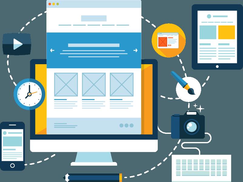 Web Design Header Image