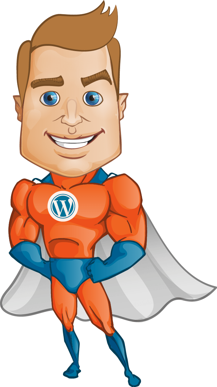 WordPress Defender Mascot