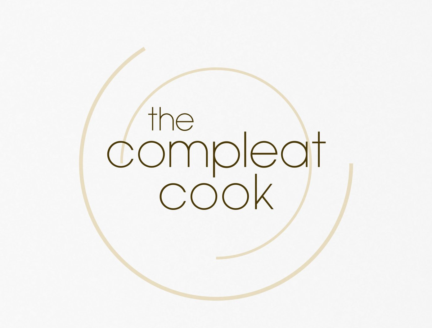 Compleat Cook Logo Design Services