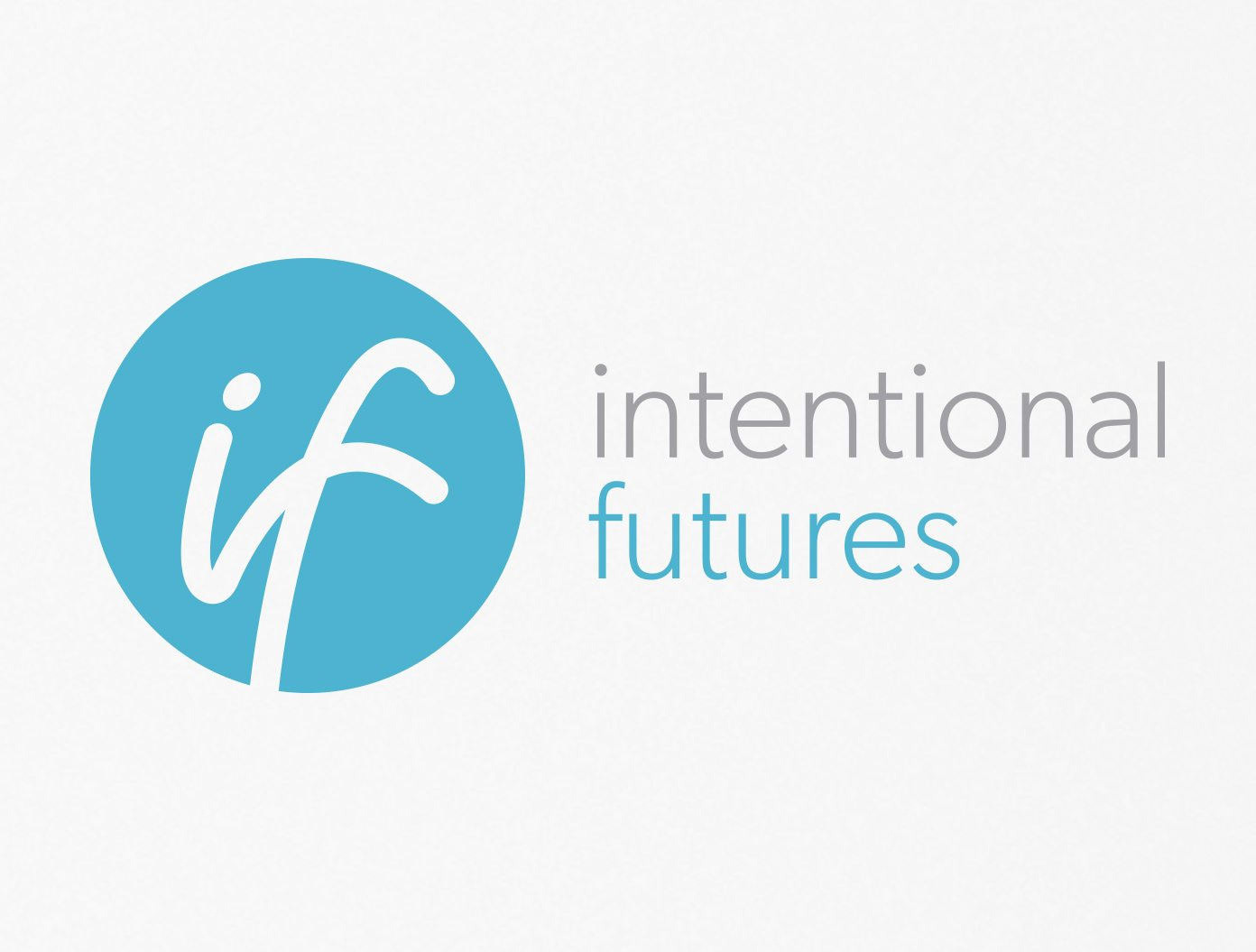 Intentional Futures Logo Design Service