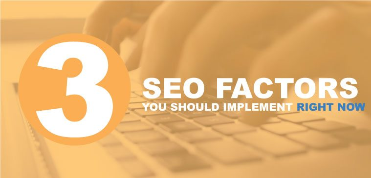 3 Seo Factors Lp
