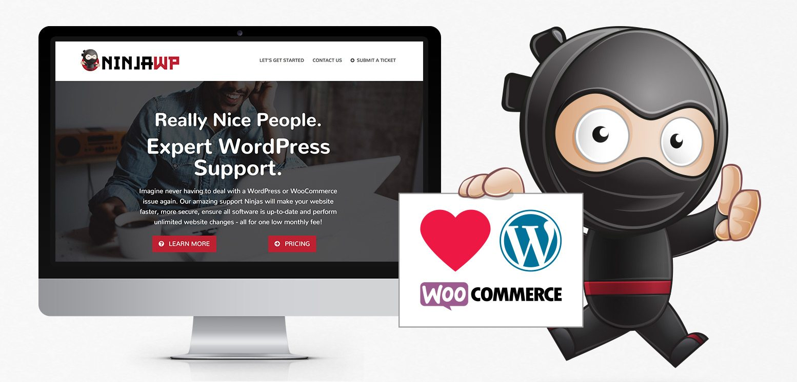 WordPress Support Made Easy!